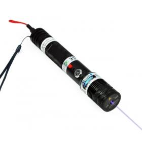 Invader Série 405nm 300mW Ponteiro Laser Azul Violeta