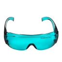 Óculos De Proteção Para Laser - 190nm-380nm e 600nm-760nm
