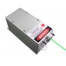 2000mW 532nm Laser DPSS Verde Sistema