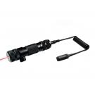5mW visão laser vermelho 303WT