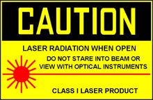 classe laser I